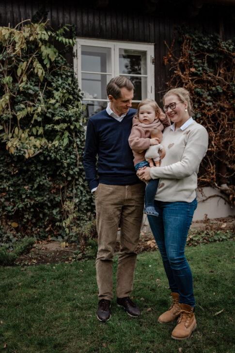 Familienfotografie Outdoorshooting in Celle