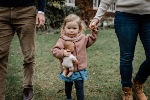 Familienfotografie in Celle Outdoorshooting