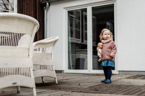 Familienfotografie in Celle draußen